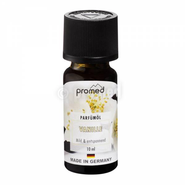 olio profumato alla vaniglia