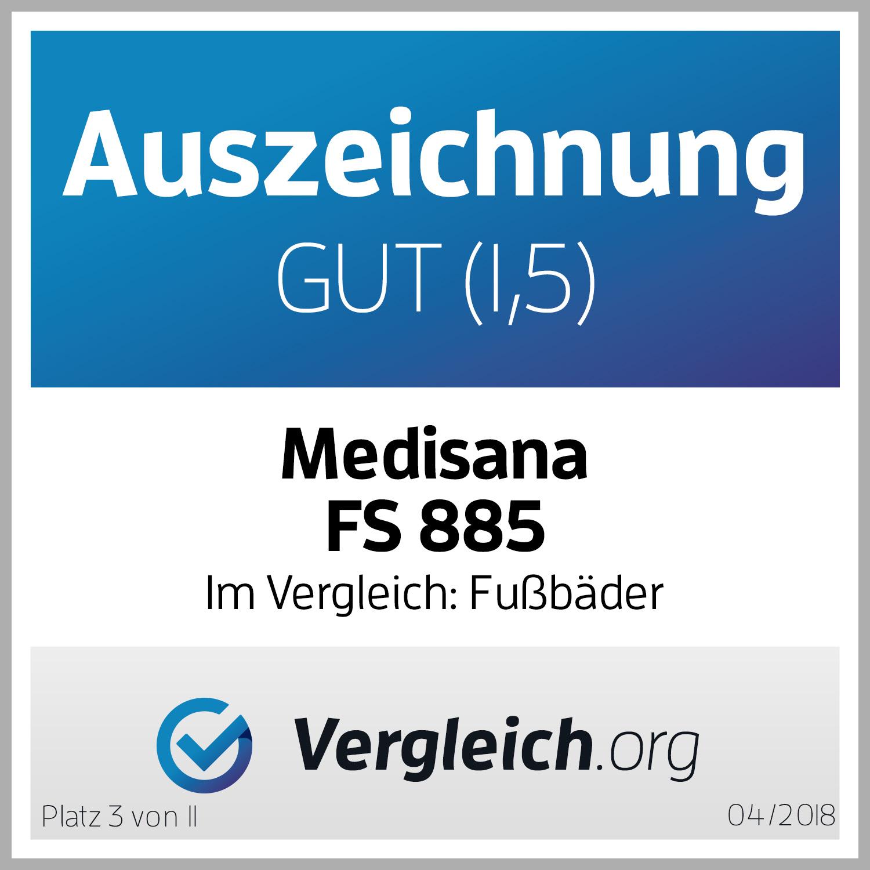 auszeichnung_Medisana-FS-885